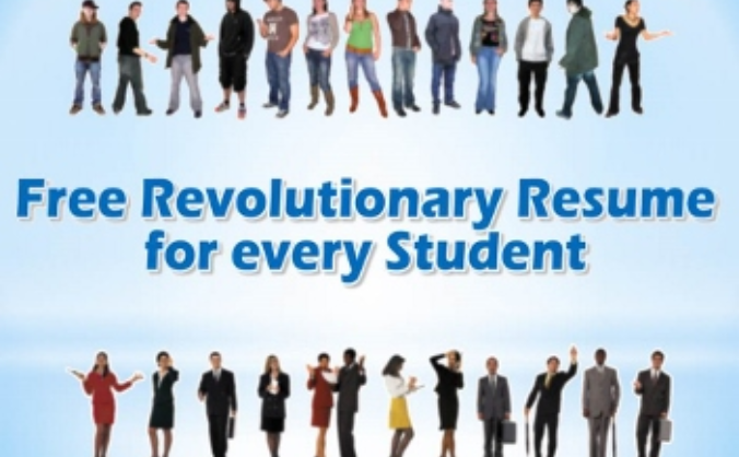 FREE Revolutionary Resume Tool for Every Student