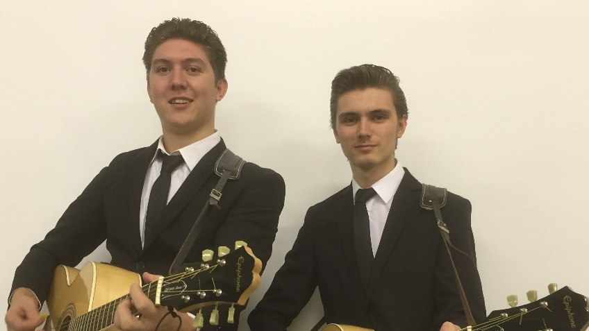 The Everly Brothers Tribute Show
