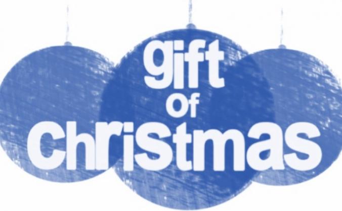 Gift of christmas 2016 image