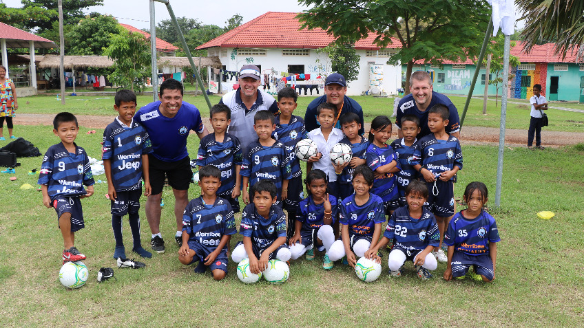 Help Buy Orphans Football Kits For A Tournament
