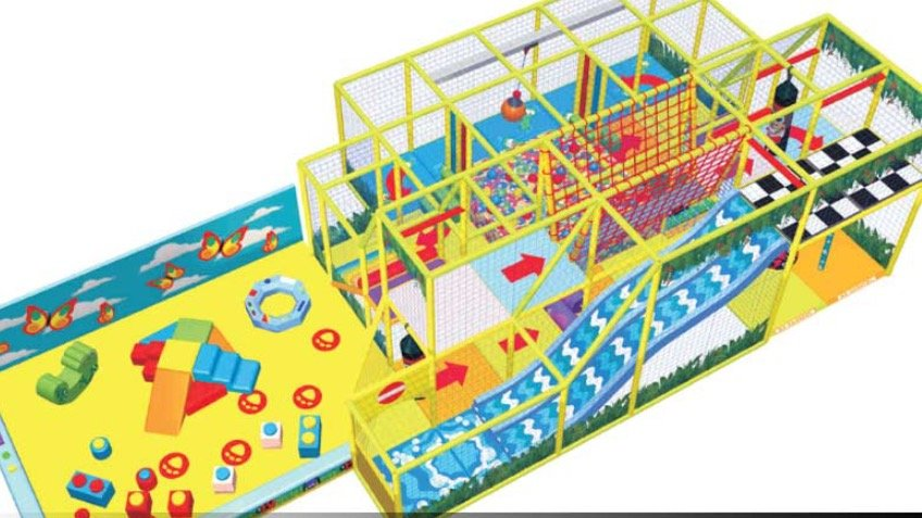 Soft Play Centre and Trampoline Park