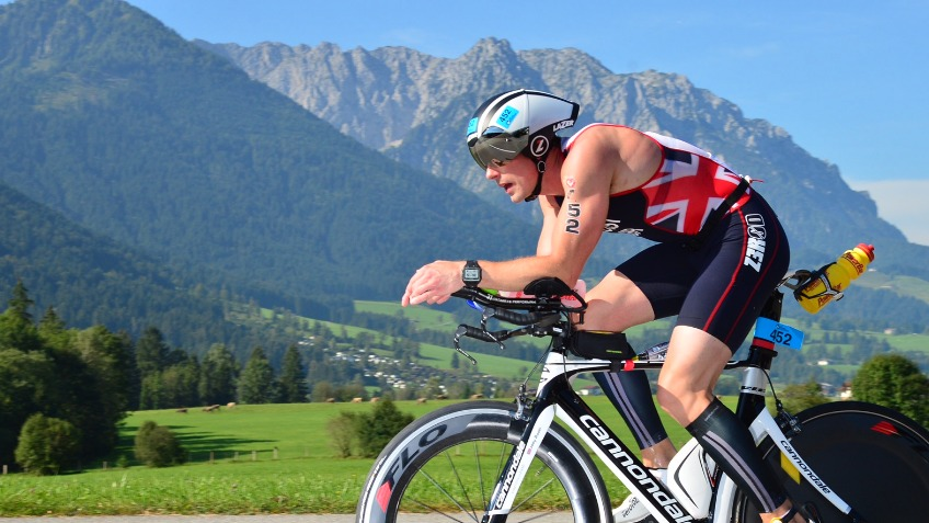Triathlete needs help to keep racing next season