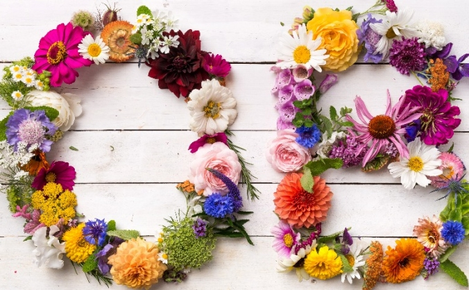 Organic blooms -  help us grow image