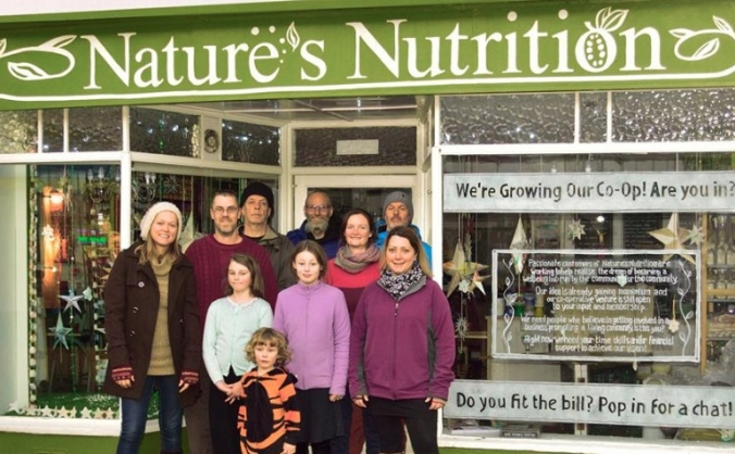Nature's nutrition co-operative image