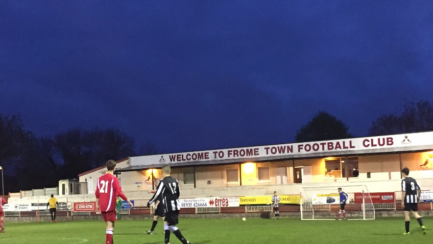 Frome Town FC Floodlight Appeal