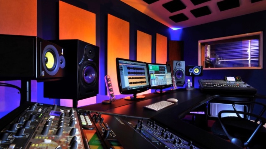 Music Studio Build Relaunch