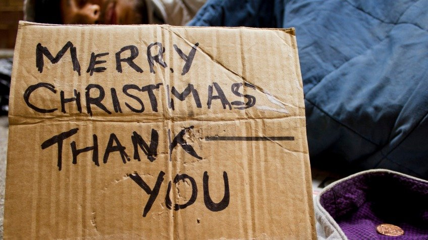 Help Scotland's Homeless this Christmas