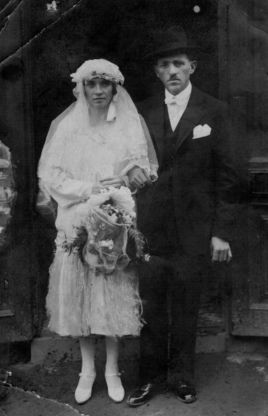 Wedding photo 1927