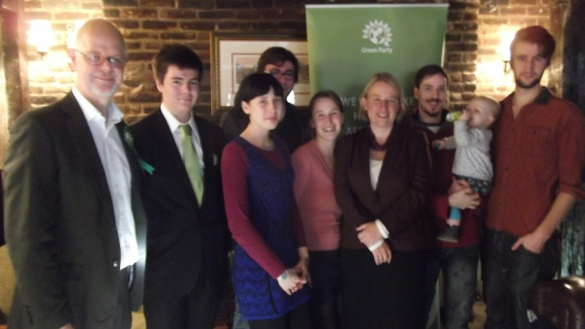 Blean Forest Green Party Candidates Election Fund