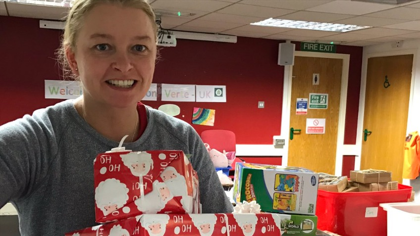 Xmas Residential Treat for Domestic Abuse Survivor
