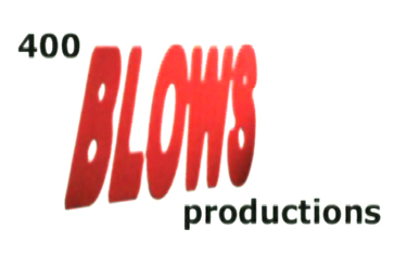 400 Blows Productions logo
