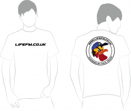 Mens Lifefm T-Shirt