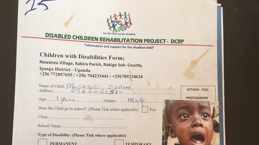 Communities in support of disabled children