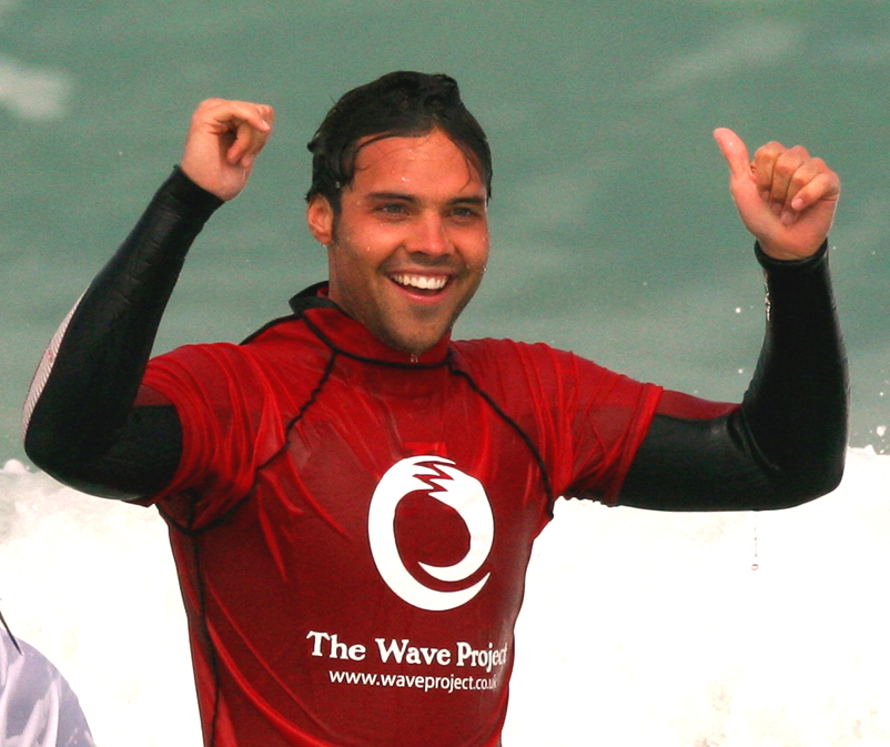 Win a private surfing lesson with Andy!