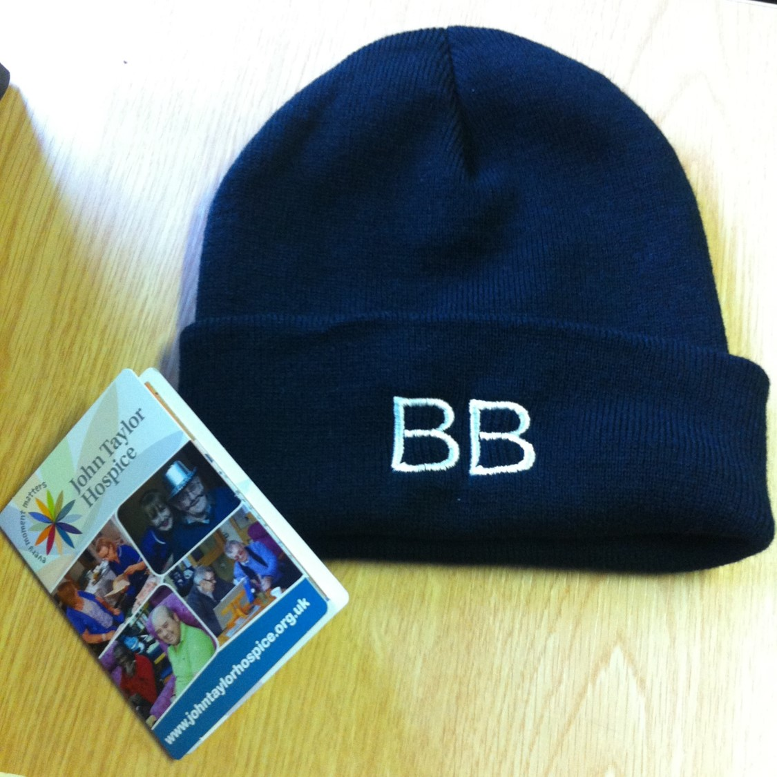 Benjamin's Brothers beanie hat