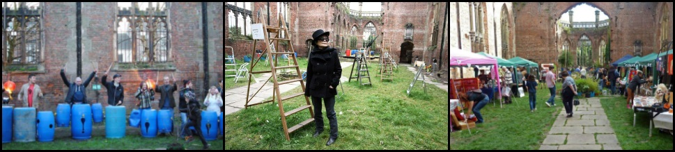 culture at the bombed out church liverpool
