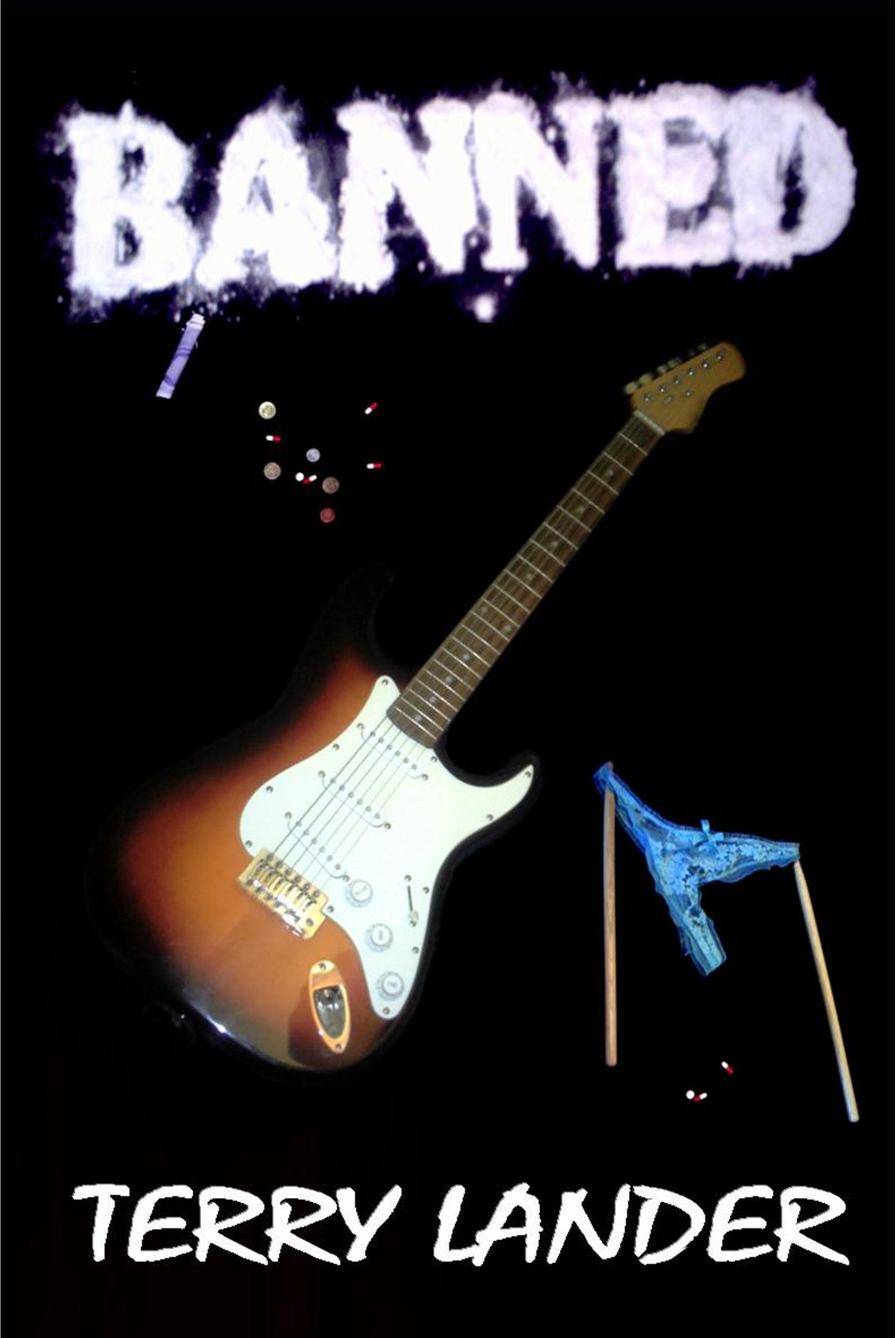 My first novel, Banned.