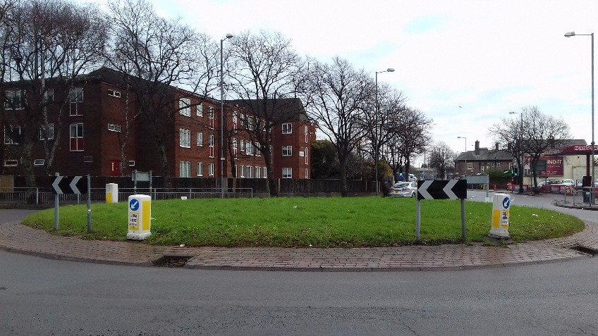 Adopt a Local Roundabout & Advertise our Business