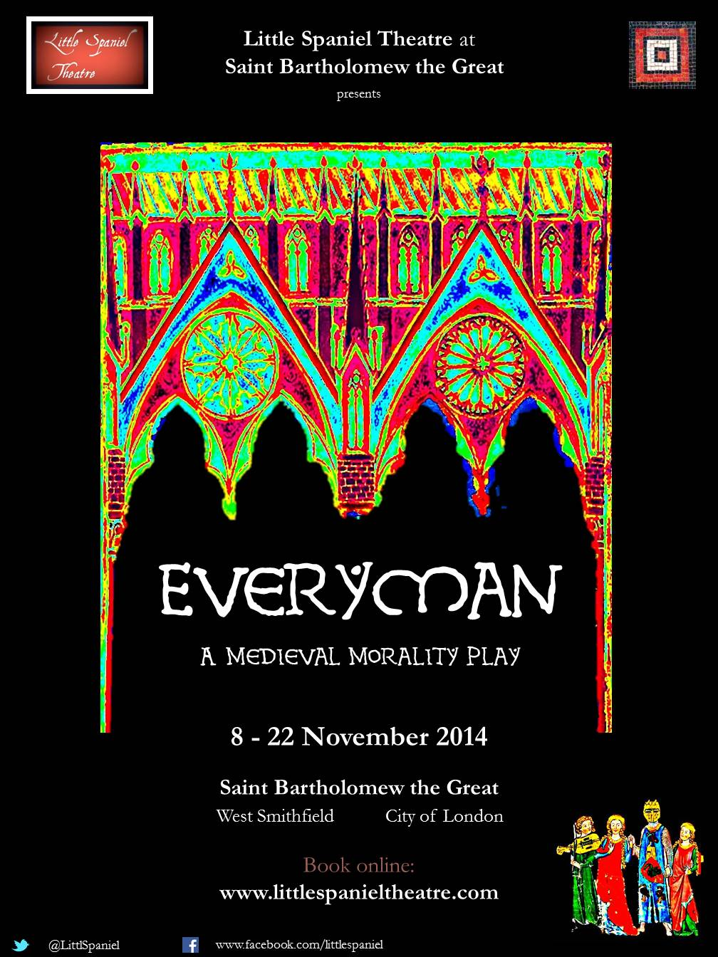 Everyman (play): Wikis