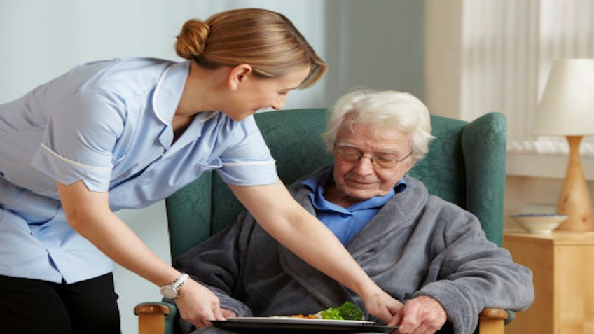 Better pay for care workers and teaching assitants