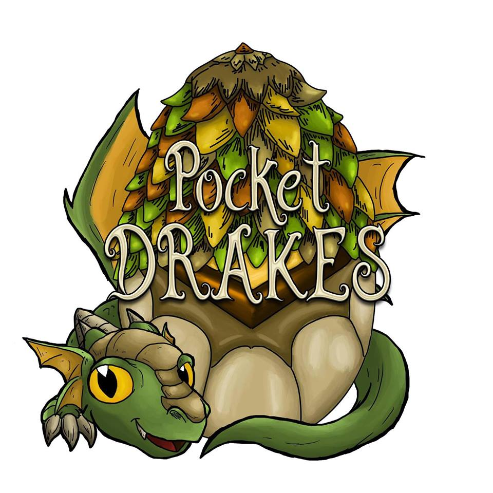 Pocket Drakes logo