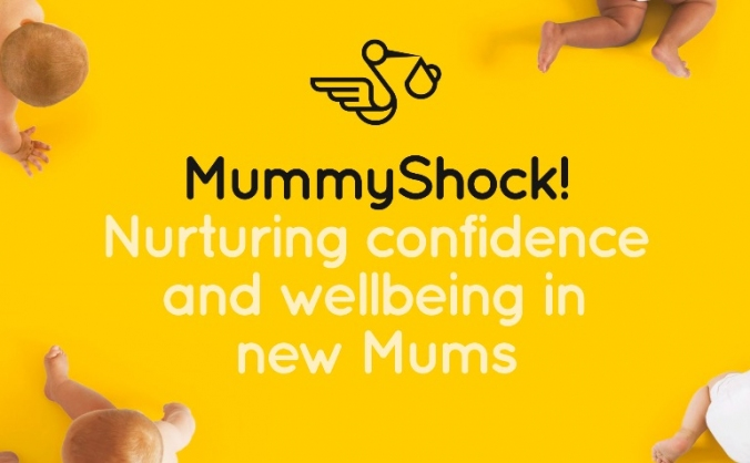 Mummyshock group at homeless mum & baby hostel image