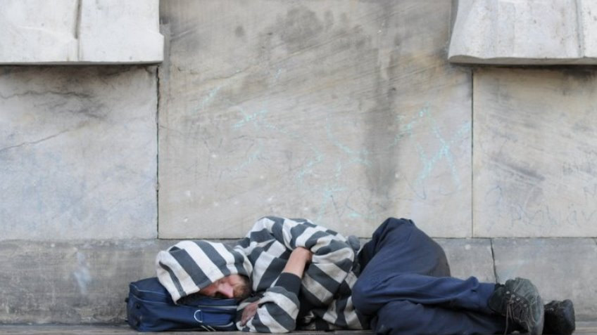 Sleeping Bags for Rough Sleepers in Glasgow