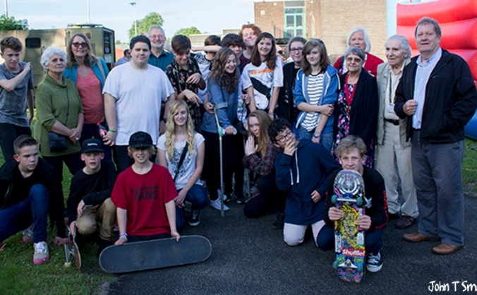 Supporting the young people of purbeck image