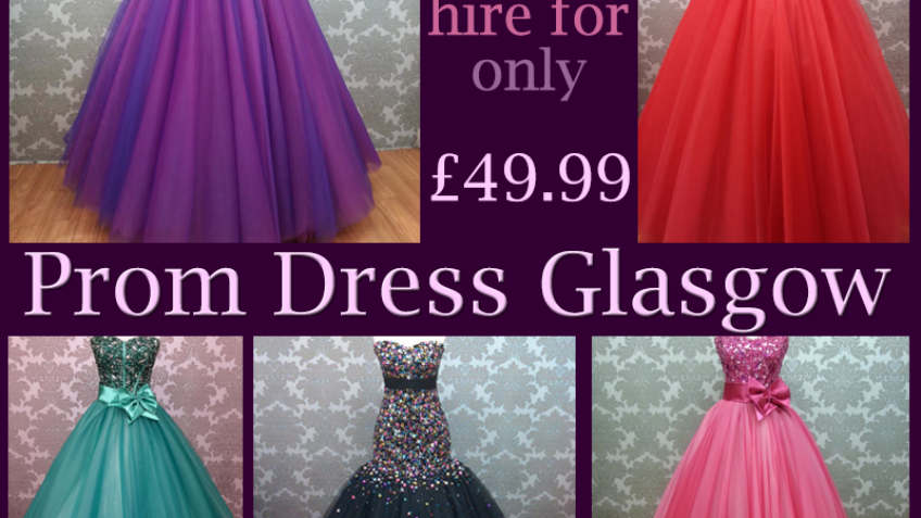 Prom Dress Hire In Glasgow A Community Crowdfunding Project In