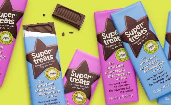 Supertreats healthy and delicious superfood treats image