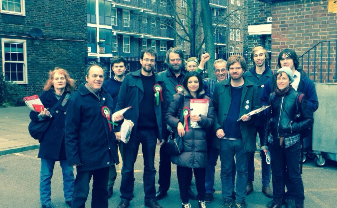 Simon Hardy - Left Unity for Vauxhall
