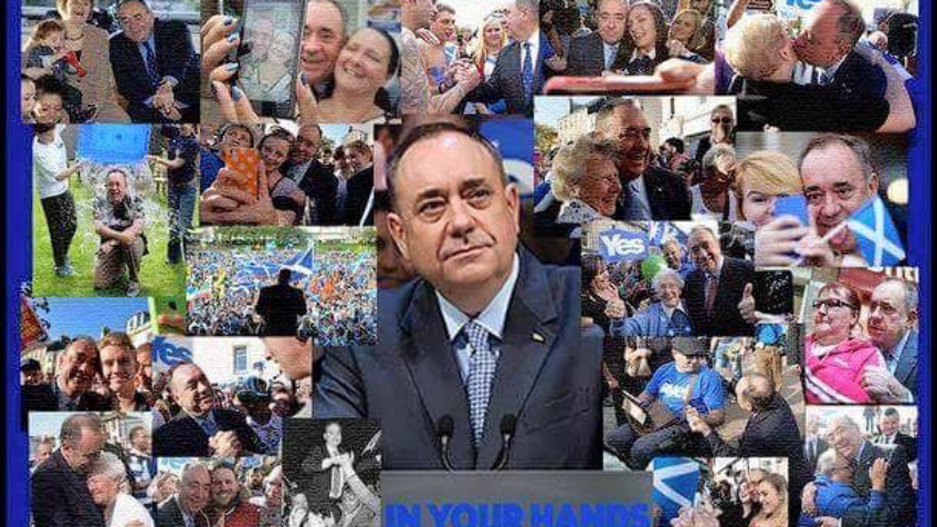 Support Alex Salmond to win Gordon GE 2015