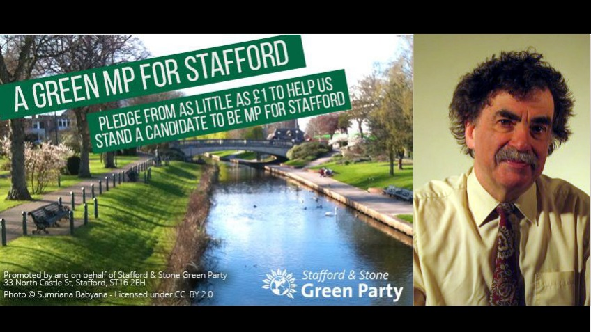 A Green MP for Stafford