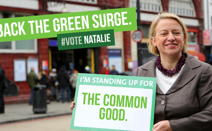 Vote Natalie 2015