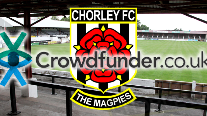 Chorley Fc Secure Our Stadium A Community Crowdfunding Project In Chorley By Locki1973