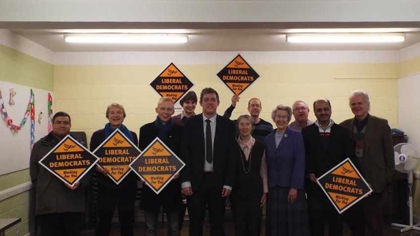 Josh Dixon for Ruislip, Northwood and Pinner