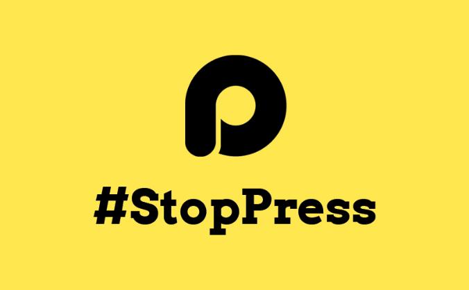 #StopPress: Save Output Magazine