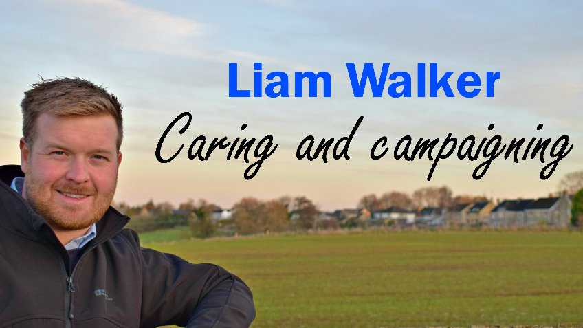 Help Liam win this May!