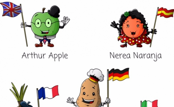 Cooking with languages image
