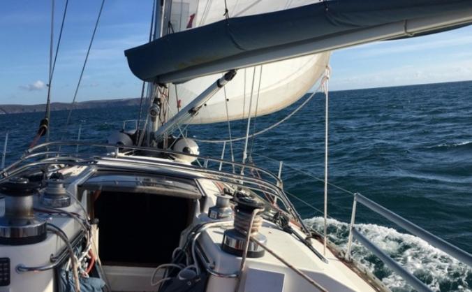 Bj sailing image