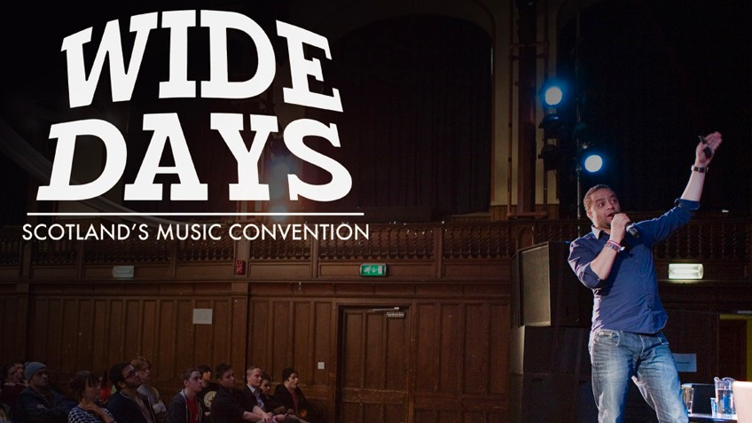 Wide Days 2015 - Scotland's Music Convention