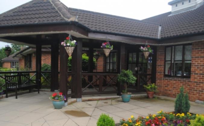 Derham House Care Home - New Garden