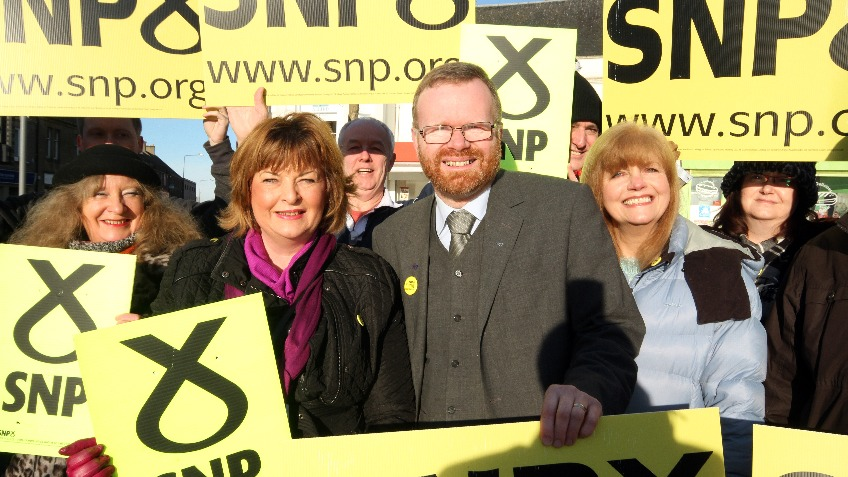 Linlithgow and East Falkirk SNP