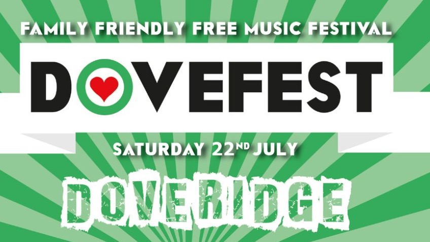 Dovefest 2017 FREE Family Friendly Music Festival