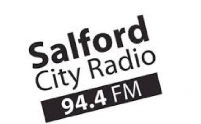 Salford city radio image