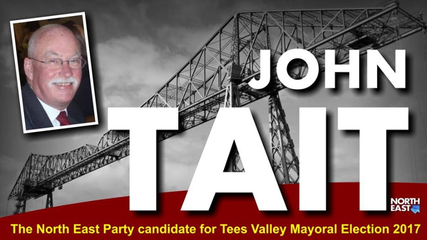 2017 Tees Valley mayoral election