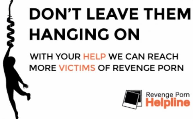 Revenge porn helpline image