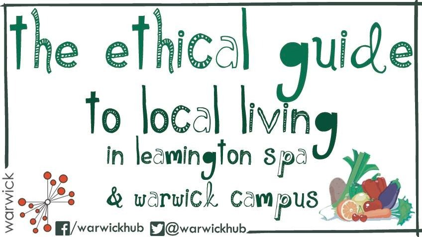 The Ethical Guide to Local Living in Warwickshire