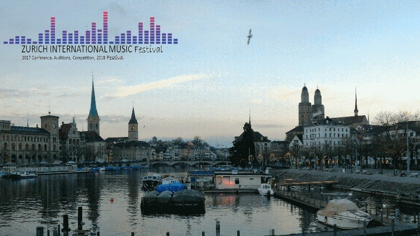 1st Zurich International Music Festival
