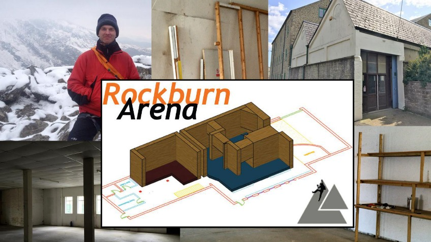 Rockburn Ltd - Bouldering Centre